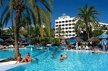 hotel ifa beach:
